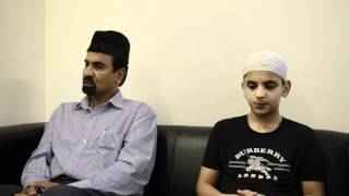 Interview with Dr Shah Mohammad Javid