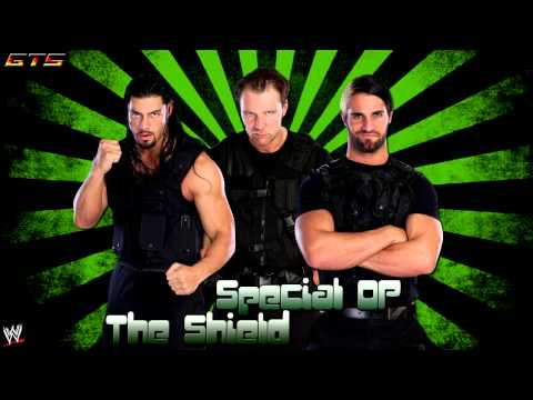 """2013: The Shield - WWE Theme Song - """"Special Op"""" [Download] [HD]"""