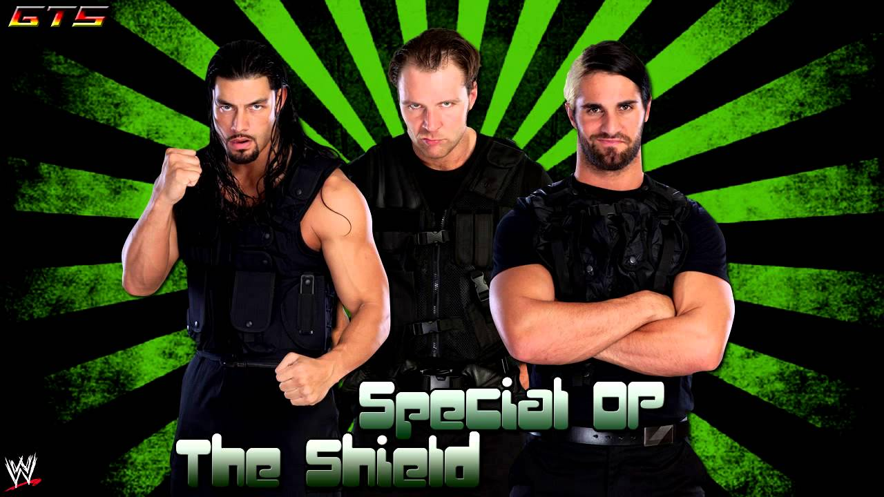 2013 the shield wwe theme song special op download - Download pictures of the shield wwe ...