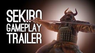 Sekiro Gameplay Trailer: Sekiro Trailer at E3 2018 Xbox Conference