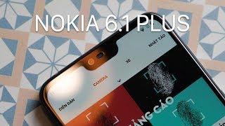 Trên tay Nokia 6.1 Plus chính hãng Việt Nam