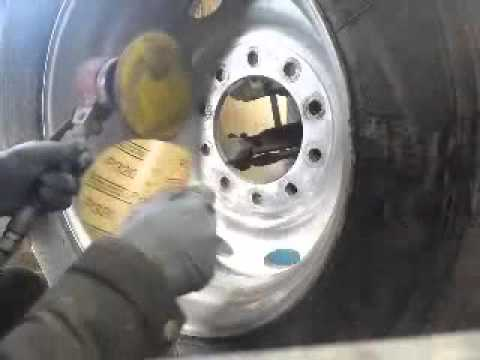 How to polish aluminum wheels - removing pitts and stubborn marks