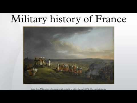 Military history of France
