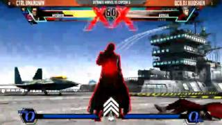 CTRL Unknown Vs. DJ Huoshen - Xanadu Monthly - UMVC3 - 2/8/2014 - @airjuggle