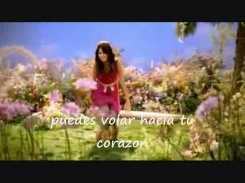 Selena Gomez - Fly To Your Heart