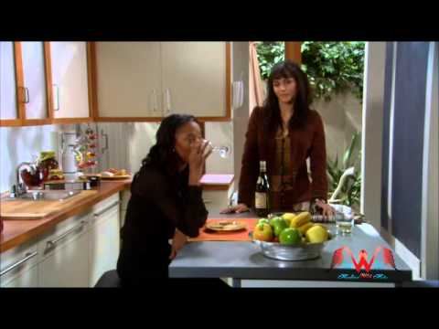 Girlfriends  Season 3 Disc 3 Esp 1  HIVAIDS Testing