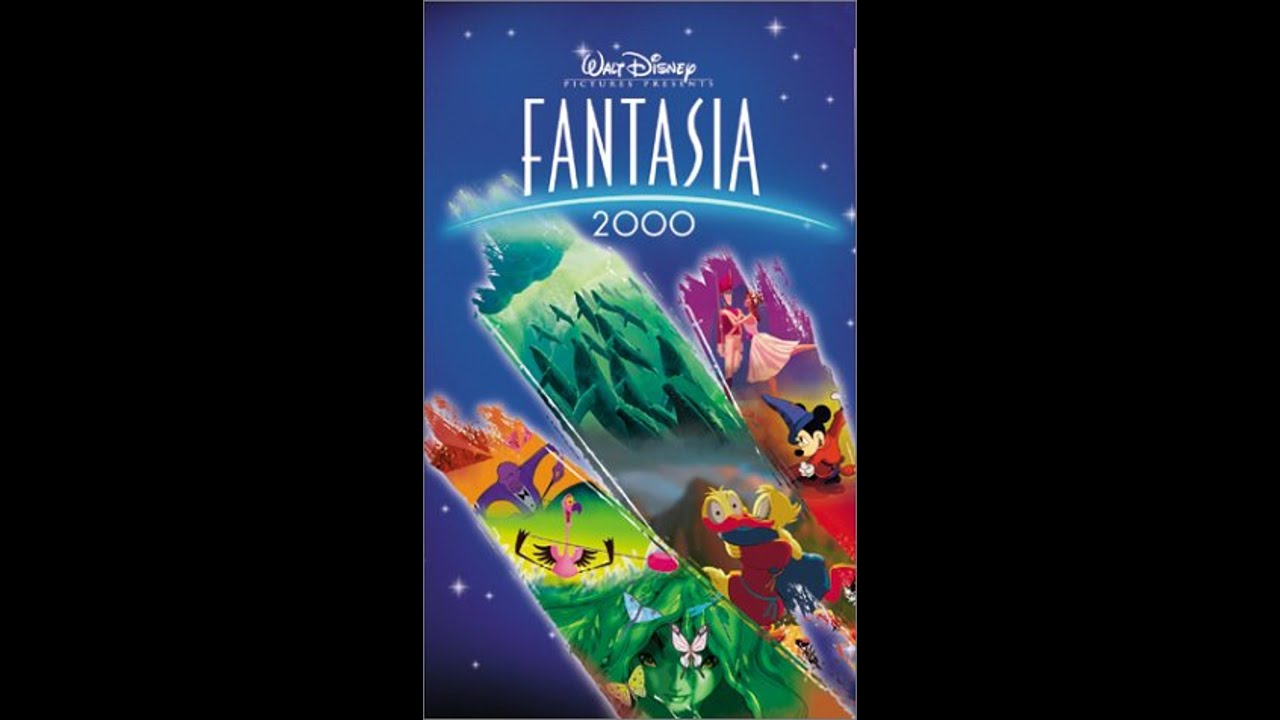 Opening to fantasia 2000 2000 vhs youtube for House classics 2000