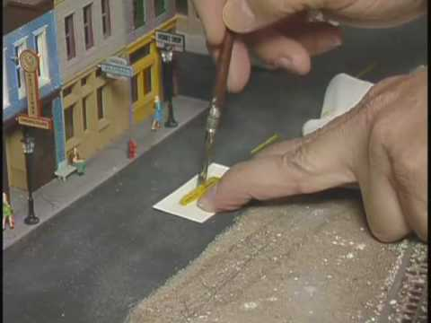 Building a Model Railroad Series #9–Adding Realism