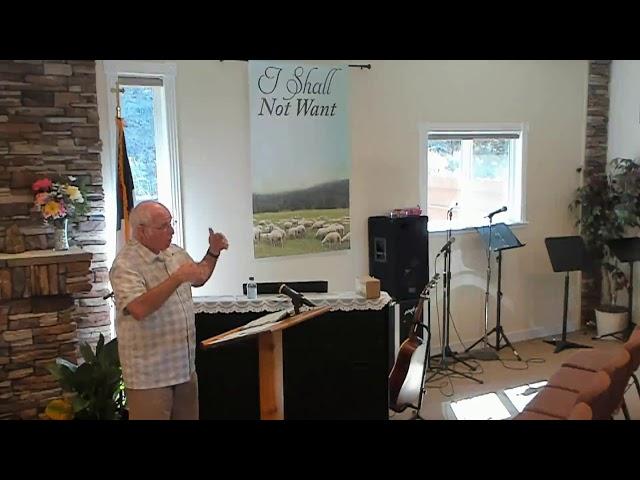 Sunday Service - Sept 01, 2019 - 2nd Timothy: Detecting Deceptive False Teachers