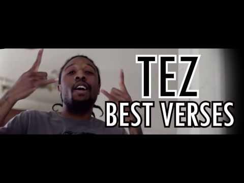 #StuntHard Tez   Best Verses - Go Crazy Gang