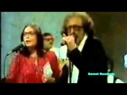 Hopa Şinanay Nay Opa Ni Na Naï ~ Cem Karaca & Nana Mouskouri