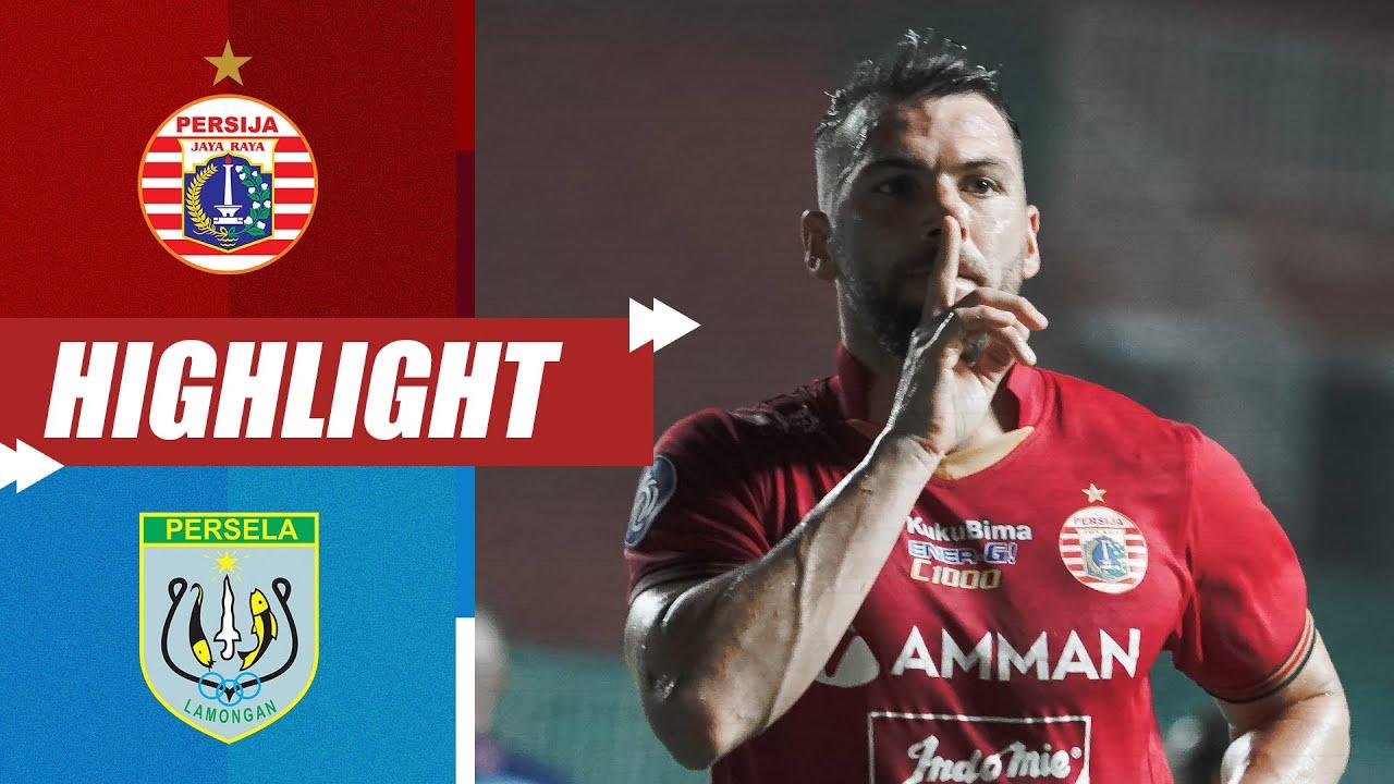 Download KEMENANGAN PERDANA DI LIGA 1! | Cuplikan Pertandingan Persija Jakarta vs Persela Lamongan!
