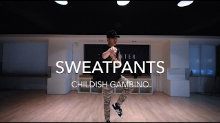 seung hyun choreography   sweatpants by childish gambino   choreography