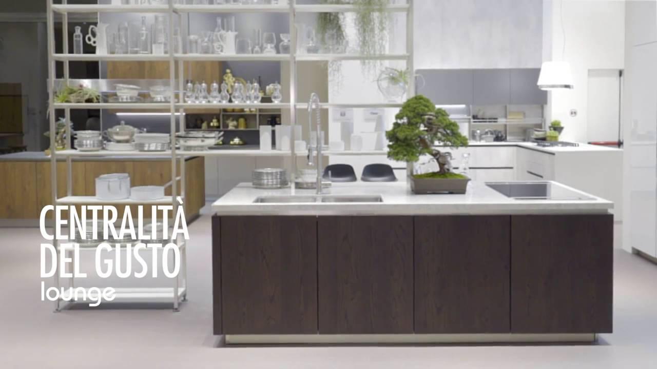 Veneta Cucine - Eurocucina 2016 - YouTube