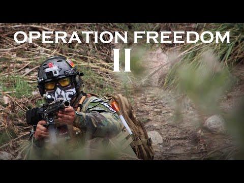BlackWolf Milsim - Operation Freedom II - Airsoft Milsim Event