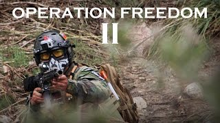 BlackWolf Milsim - Operation Freedom II - Airsoft Milsim Event