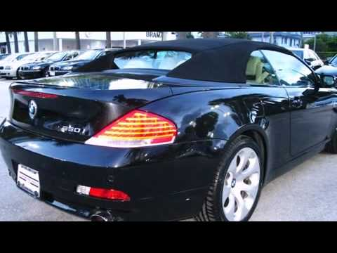 2010 BMW 650I >> 2007 BMW 6 Series 650i Convertible in Orlando, FL 32837 - YouTube