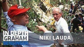 Niki Lauda: 223 people dying on my plane