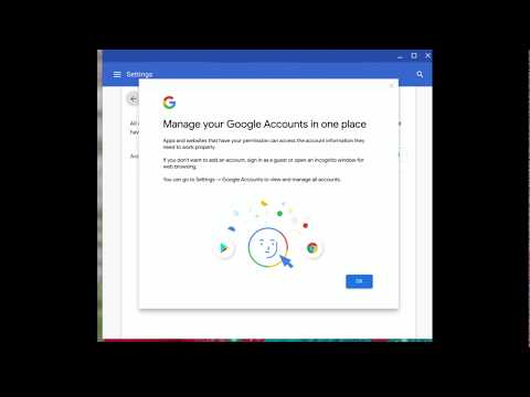 Meet the New Account Manager for Chrome OS - Login to Multiple Google Accounts