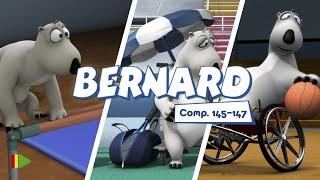 Бернард - 145-147 | Compilation  | Мультфильмы |