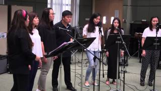 The A Capella Experiment