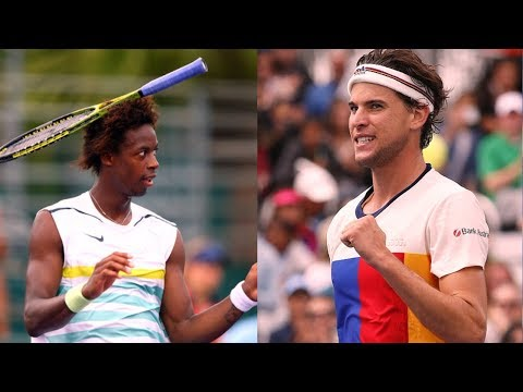 Dominic Thiem vs Gael Monfils Argentina Open SF R2 2018 BEST HD Highllights