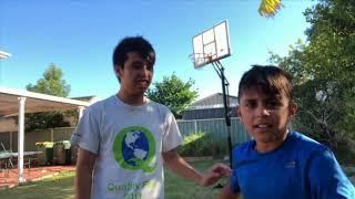 Basketball Game (FUNNY)