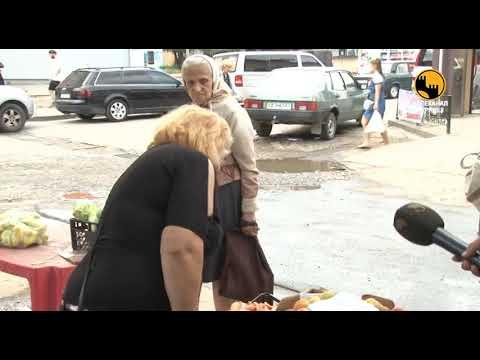 Телеканал ЧЕРНІВЦІ: Базарні війни охопили ринок на вулиці Ентузіастів
