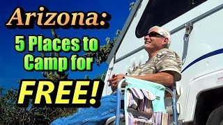 arizona-5-little-places-to-camp-for-free