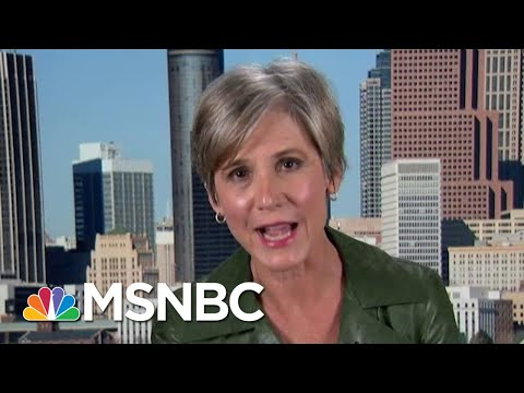 Former AG: Senate Report Lays Out Mueller Findings In More Detail   Morning Joe   MSNBC
