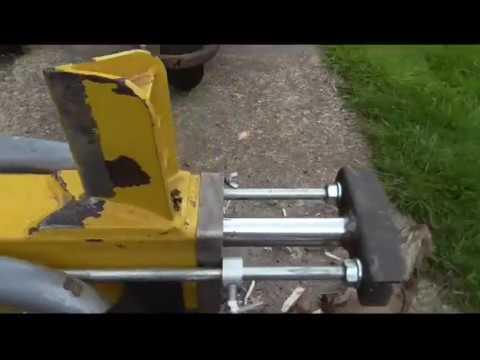 Chinese Log Splitter Repair Al Ko Part 4
