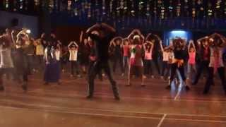 LARGER THAN LIFE - LINE DANCE (SIMON WARD - WORKSHOP)