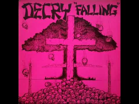 Decry - Falling LP