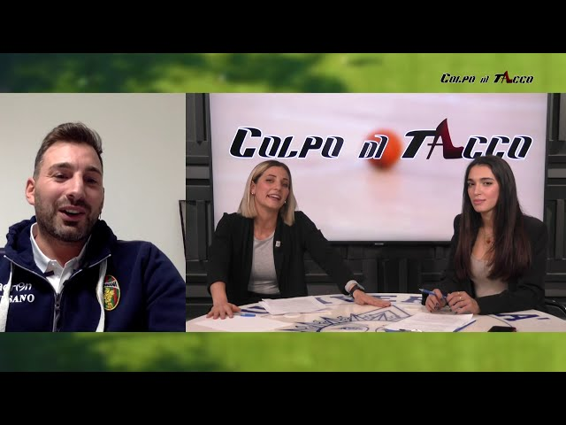 Colpo di Tacco: L'intervista a Marco Migliorini e Vanessa Proietti della Ternana Calcio Femminile