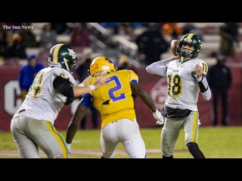 Myrtle Beach Loses To Wren In State Championship Game