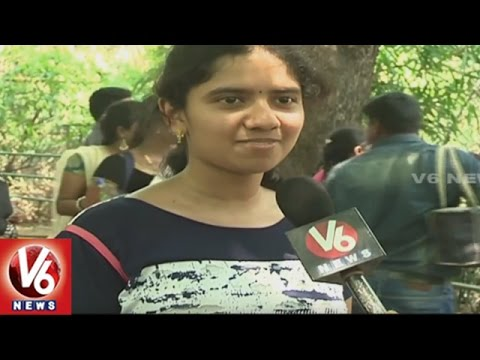 Tourists Throng To Nehru Zoological Park   Summer Effect   Hyderabad   V6 News