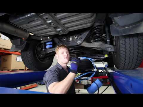 How to Install: Mitsubishi Pajero Air Suspension | CR5002HP Airbag Man HP Coil Helper Kit