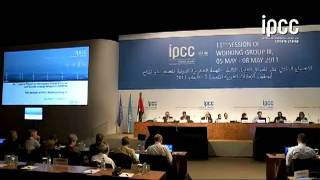 (May 2011) IPCC Special Report on Renewable Energy Sources and Climate Change Mitigation May 2011
