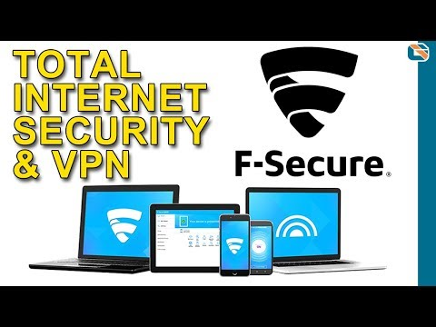 F-Secure TOTAL Internet Security & VPN Discussion #spon