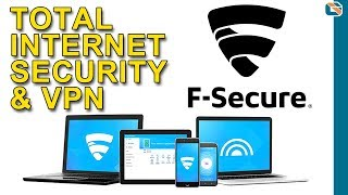 F-Secure TOTAL Internet Security & VPN Discussion #AD