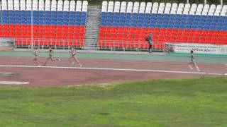 1500 м юниорки 2014