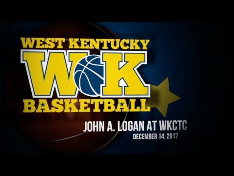 John A. Logan at WKCTC: December 14, 2017 LIVE Basketball