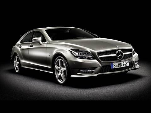 All New 2012 Mercedes Benz CLS Class Revealed