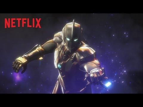 Ultraman | Offizieller Trailer | Netflix