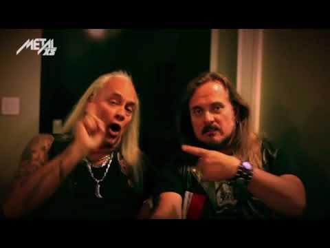 Lynyrd Skynyrd-Johnny Ricky Interviews Metal xs