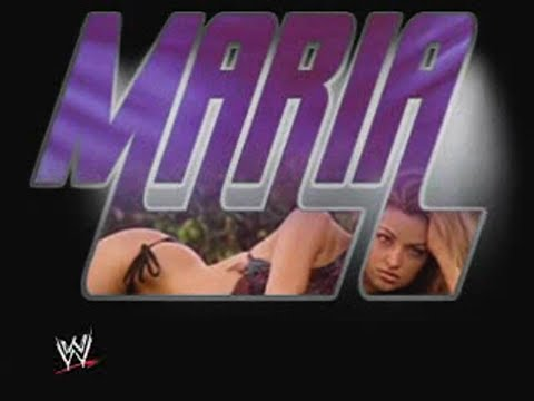 Maria Kanellis' 2006 Titantron Entrance Video feat.