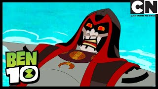 Ben Battles in Water | The Greatest Lake | Ben 10 | Cartoon Network