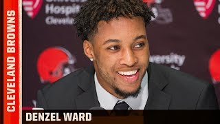 Cleveland Browns rookie Denzel Ward made Mother's Day memorable | NFL Total Access