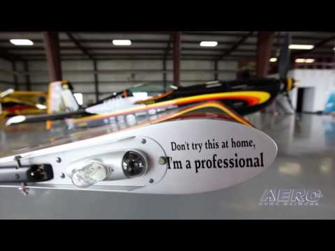 Aero-TV: A True Show Stopper - Patty Wagstaff on Air Show Sponsorship