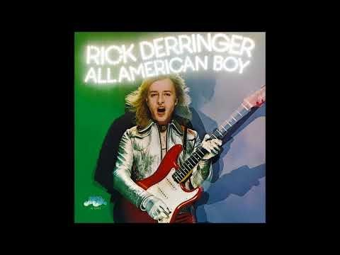 Rick Derringer   Uncomplicated 1973 All American Boy Mp3